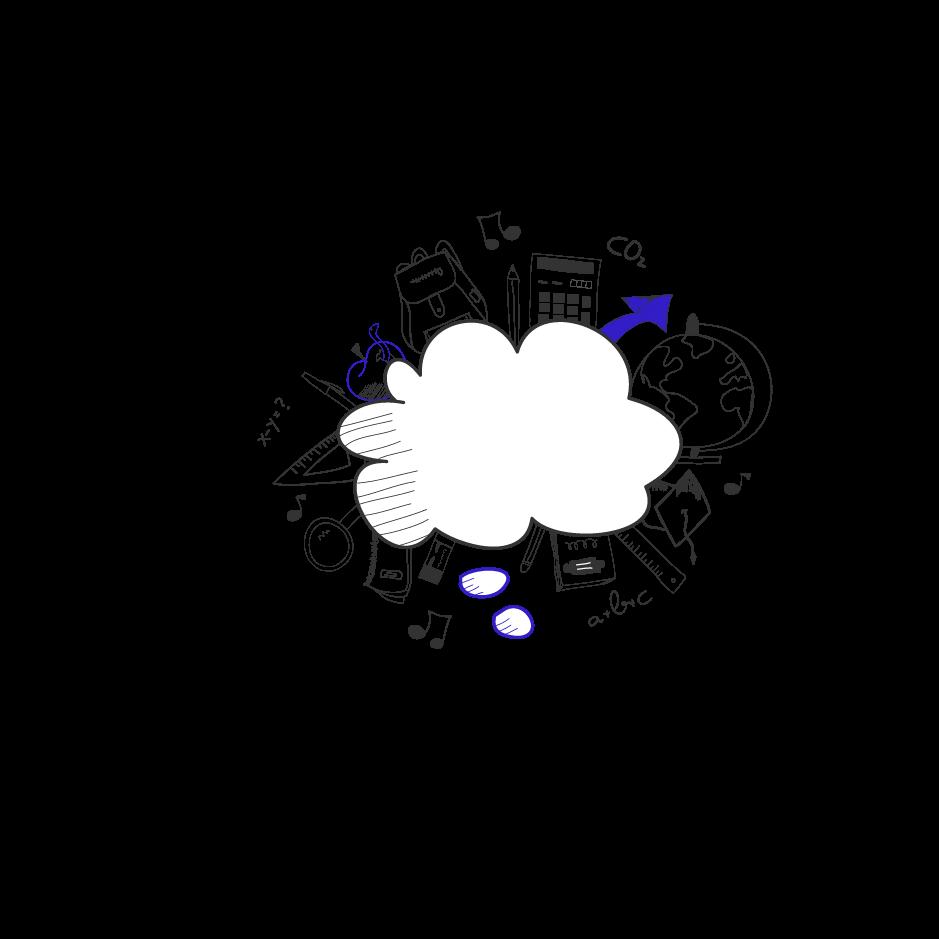 облак графика